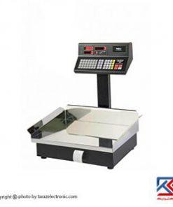 ترازوی فروشگاهی مدل 50kg|7500sp با نمایشگر اعداد و چاپگر